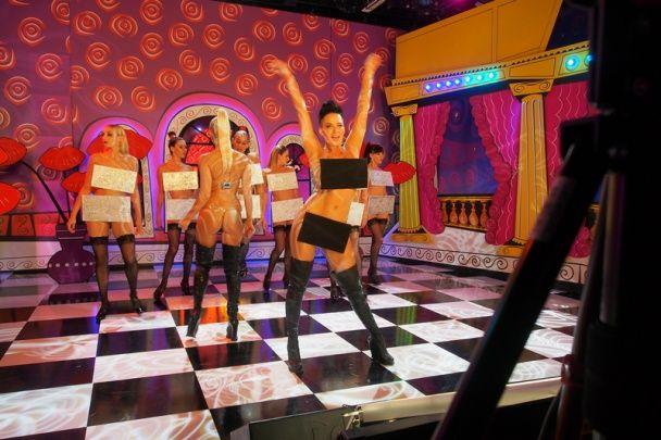 Сексуальні солістки Nikita у пікантних костюмах виступили на британському шоу
