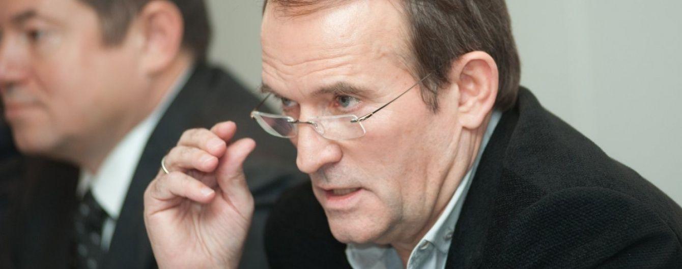 Солошенка і Афанасьєва обміняють на людей, причетних до трагедії в Одесі – Медведчук