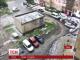 У Луцьку злива та град затопила вулиці міста