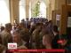 Львівські активісти під міськрадою вимагали відставки Андрія Садового