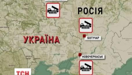 Россия наращивает свое присутствие близ Украины и Беларуси