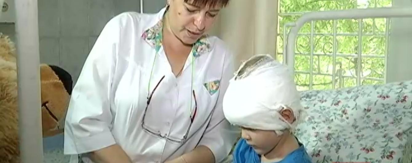 Одеський хлопчик-знайда може виявитися іноземцем