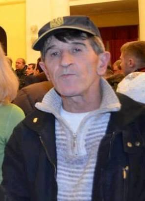 Кримчанин Олег Приходько, проукраїнський активіст