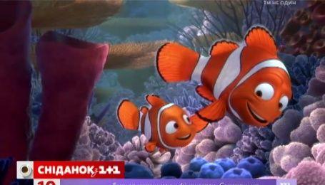 """Анімаційна студія """"Дісней"""" прагне врятувати Великий бар'єрний риф"""