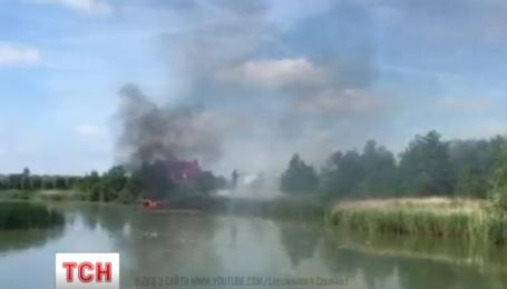 Во время подготовки к авиашоу в Нидерландах разбился швейцарский истребитель