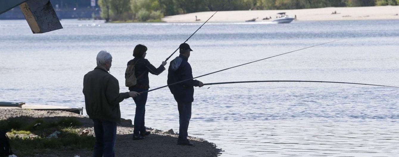 На частині водойм завершився період нересту – рибалкам дозволили вилов риби