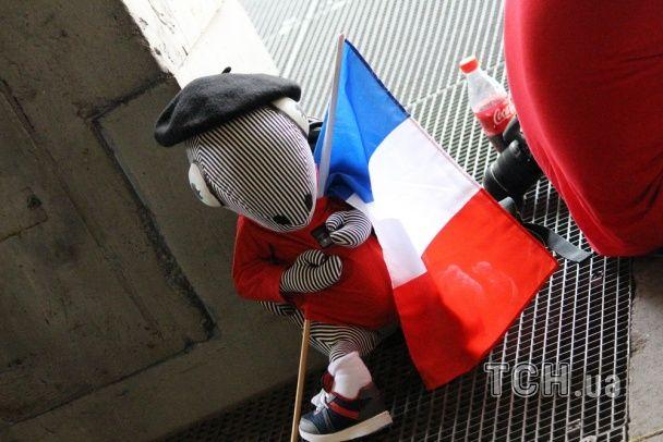 Як Франція готується до першого поєдинку Євро-2016