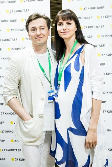 Сергій Безруков з вагітною дружиною_2