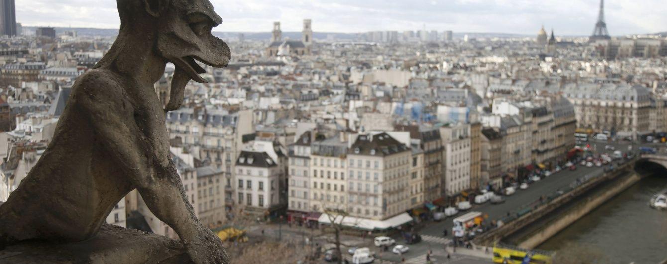 У Парижі суд висунув звинувачення жінці за спробу підірвати Нотр-Дам