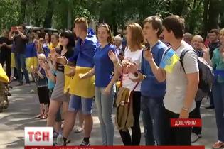 В Авдіївці під обстрілами відбувся концерт української пісні