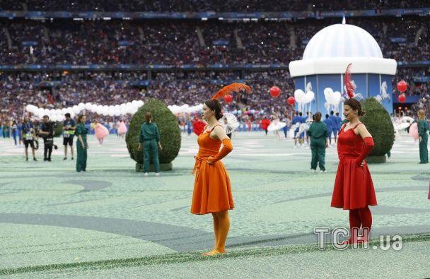 Дикі танці на газоні: як у Франції відбулося відкриття Євро-2016