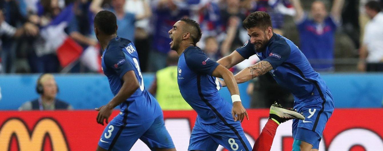Франція вирвала перемогу у Румунії в стартовому матчі Євро-2016