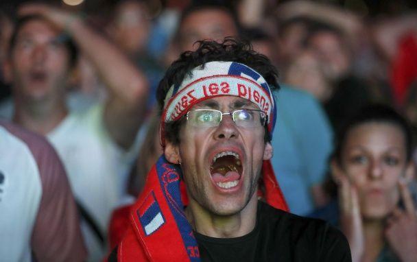 Франція - Румунія. Скажені емоції найяскравіших уболівальників на Євро-2016