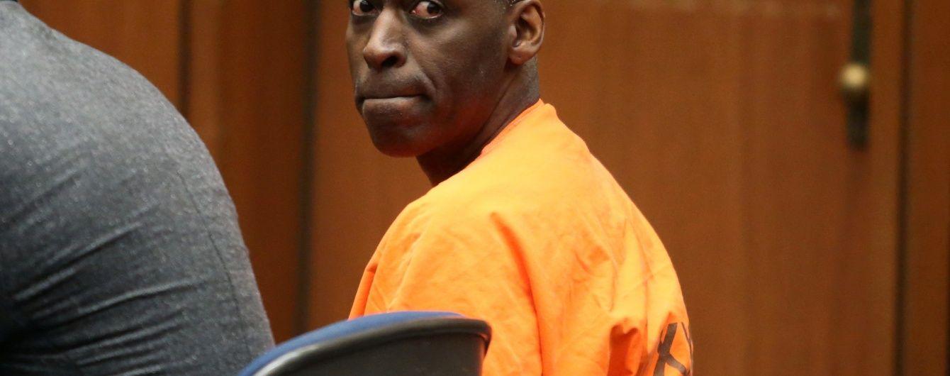 Голлівудський актор отримав 40 років в'язниці за вбивство дружини