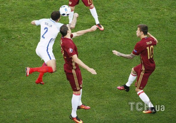 """Диво на """"Велодромі"""". Як росіяни врятувалиcя від поразки на Євро-2016"""