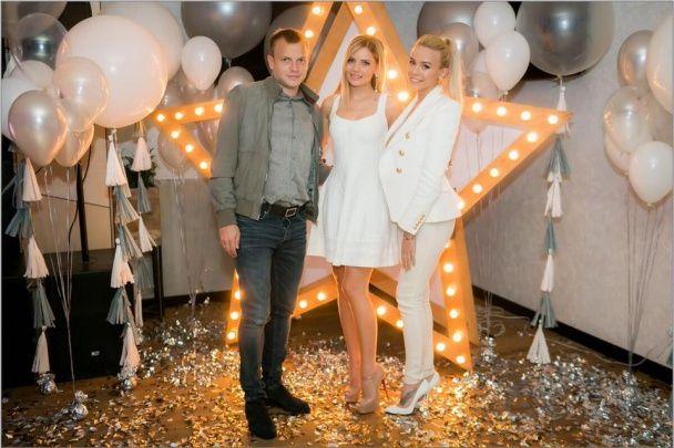 """Кохана Рибалки з дружинами гравців """"Динамо"""" відгуляла розкішний день народження"""