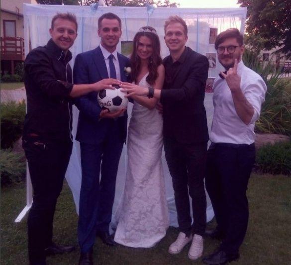 Олександра Лобода вийшла заміж