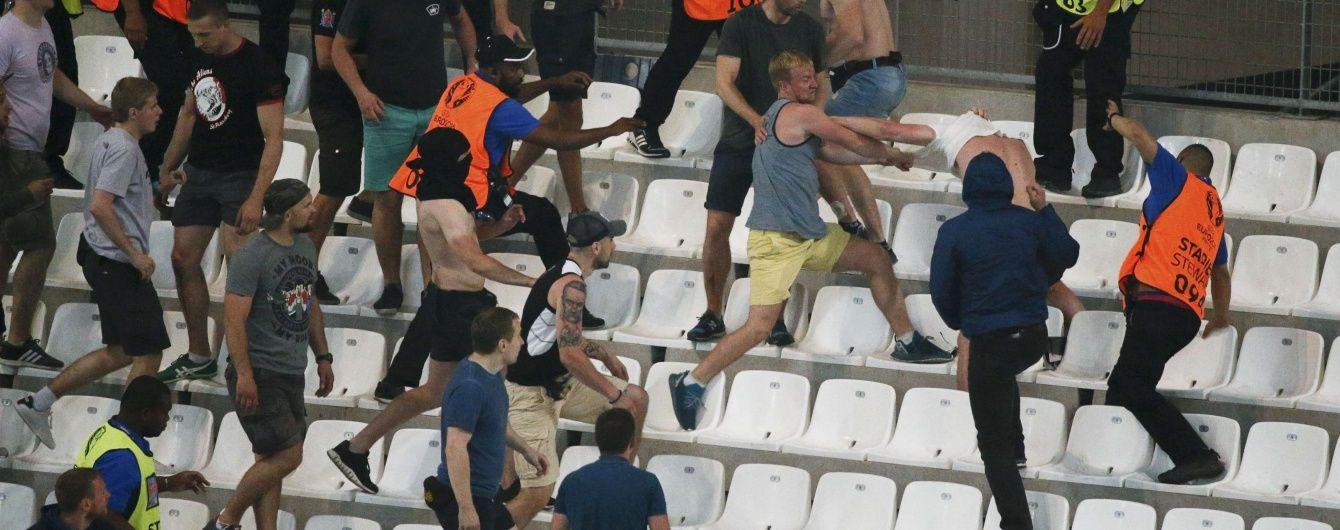 """""""Абсолютно неприпустимо"""". Кремль відреагував на криваву бійку росіян з англійцями на Євро-2016"""