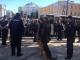 На Марші Рівності у Києві силовиків вшестеро більше, ніж учасників