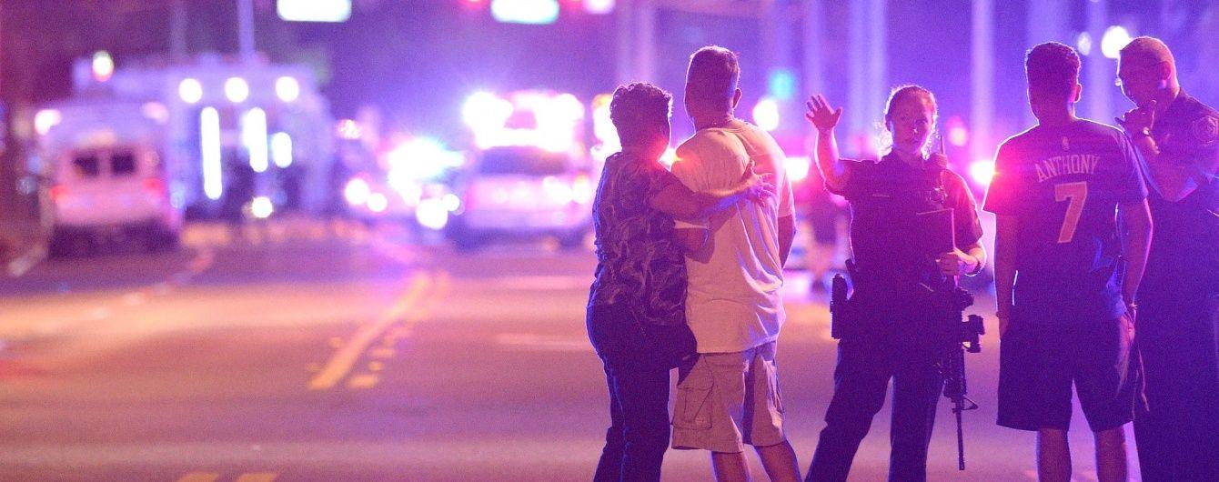 Стрілянина у нічному клубі Орландо: загинули 20 людей