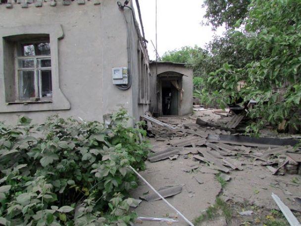 Бойовики завдали удару по житлових районах Авдіївки
