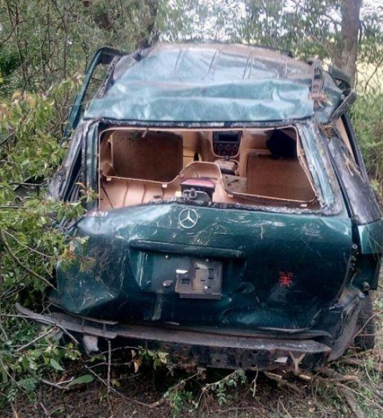 На Донеччині розбився на смерть глава військово-цивільної адміністрації