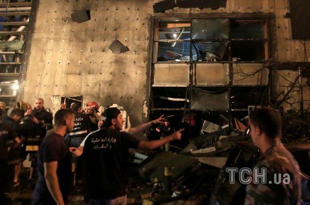 У столиці Лівану стався вибух