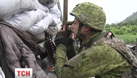 Боевики усиливают обстрелы на территории АТО