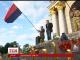 На Майдан близько 2 сотень людей прийшли вшанувати пам'ять 6 загиблих напередодні бійців