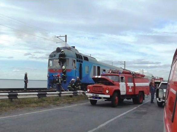 палав дизель-потяг Черкаси