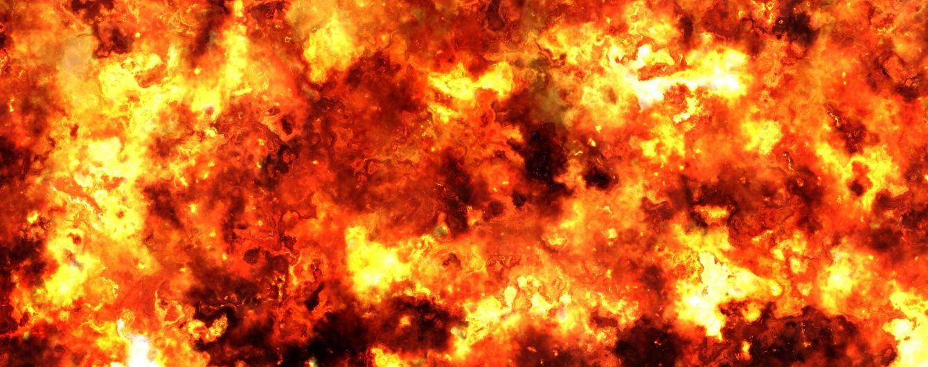 У Західній Африці близько сотні людей згоріли живцем, кинувшись у вогонь за борошном