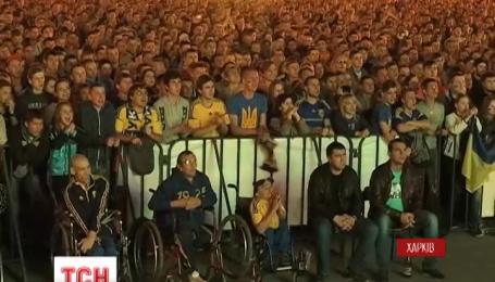 В Украине с первого дня Евро-2016 заработали фан-зоны по всей стране
