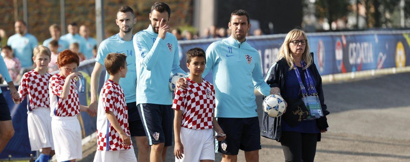 """Капітан """"Шахтаря"""" залишив збірну Хорватії через трагічну смерть батька"""