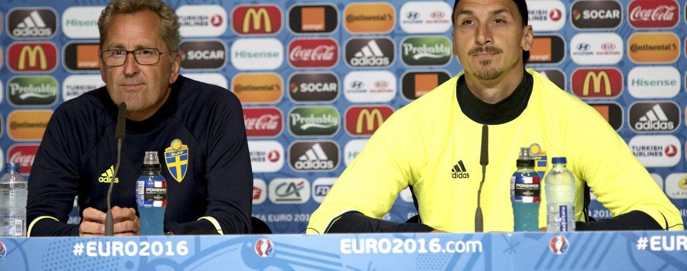 Ірландія та Швеція назвали стартові склади на поєдинок Євро-2016