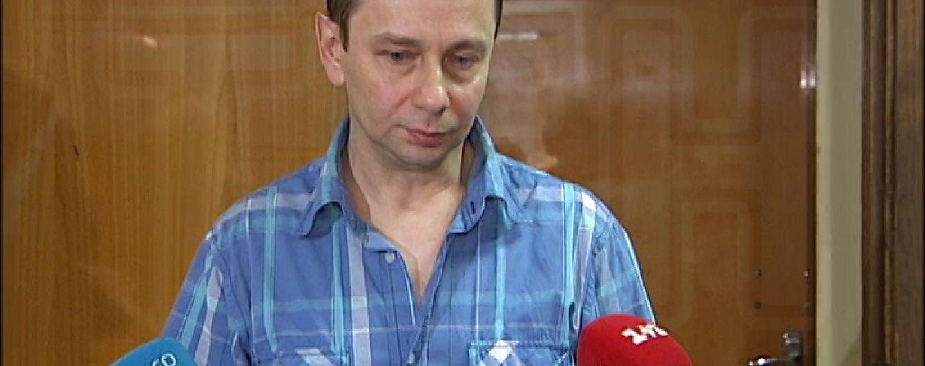 Завадський після в'язниці мріє погладити кота, взяти до рук свій акордеон і попити кави