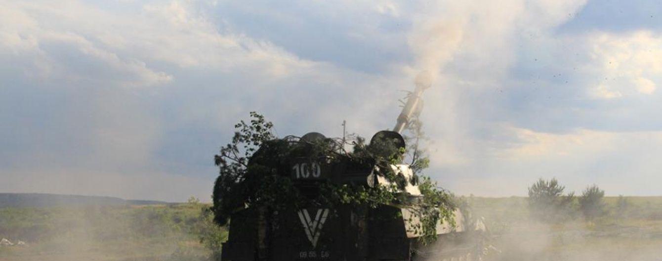 На Луганщині українські військові підірвалися на керованому фугасі