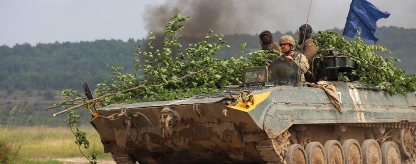 Міномети, гранатомети та БМП: бойовики не лишають у спокої Маріупольський напрямок. Дайджест АТО