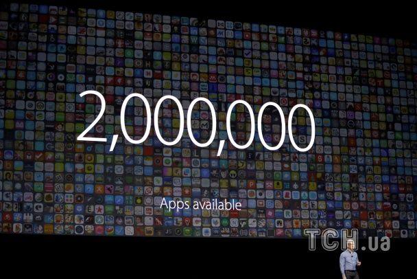 TV-OS від Apple: шість тисяч додатків