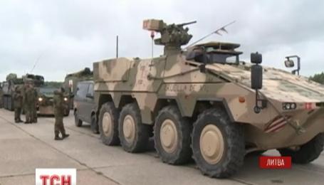 Четыре батальона НАТО будут защищать страны Балтии и Польшу от потенциальных угроз