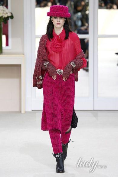 Коллекция Chanel прет-а-порте сезона осень-зима 2016-2017_3