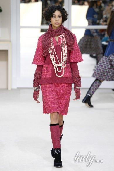 Коллекция Chanel прет-а-порте сезона осень-зима 2016-2017_5