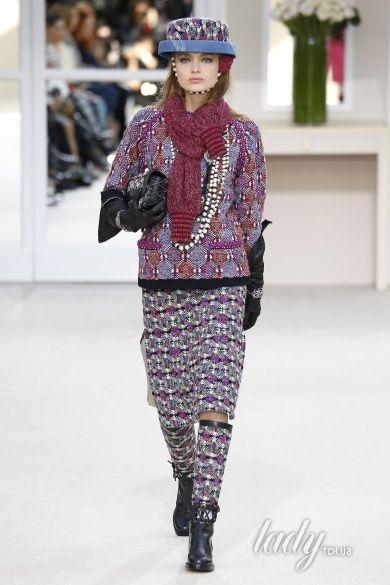 Коллекция Chanel прет-а-порте сезона осень-зима 2016-2017_6