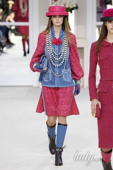 Коллекция Chanel прет-а-порте сезона осень-зима 2016-2017_8