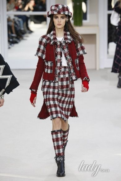 Коллекция Chanel прет-а-порте сезона осень-зима 2016-2017_24