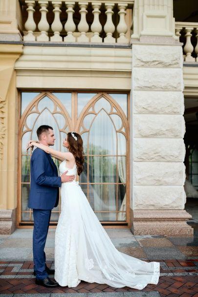 """Як ведуча """"Профутболу"""" Олександра Лобода відсвяткувала своє весілля"""