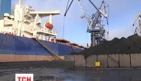 Ціни на українську електроенергію прив'язали до вартості вугілля в Європі