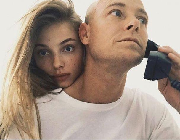Колишній чоловік Водянової зустрічається із молодою українською моделлю