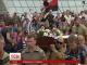 На Майдані Незалежності прощалися із двома загиблими добровольцями