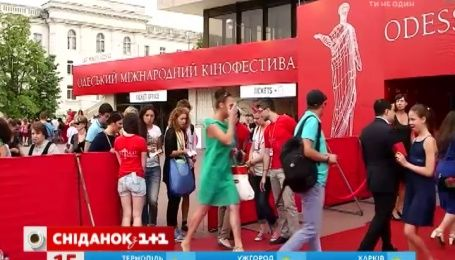 Більше сотні фільмів покажуть цього року на Одеському кінофестивалі