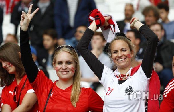 Привабливі португалки та жваві бабці з Ісландії. Найкращі уболівальниці Євро-2016